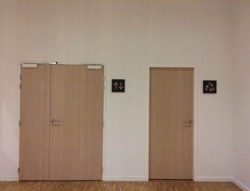 Les portes : éléments techniques et complexes