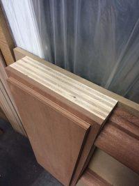 Échantillon bois
