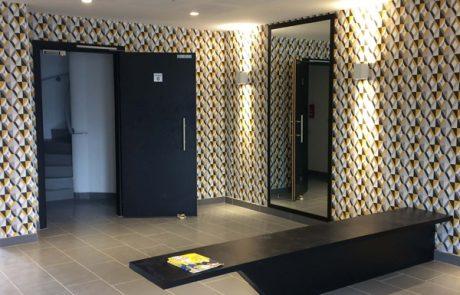 Hall d'entrée résidence opéra chartrons