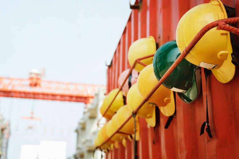 Hygiène et sécurité sur chantier