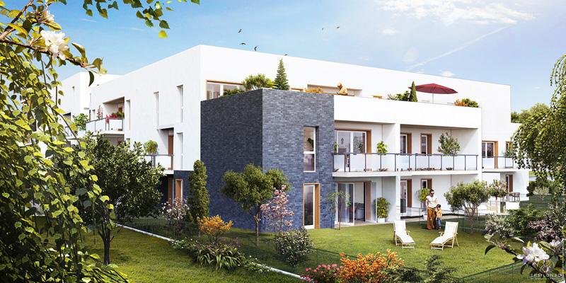 image 3D résidence existen'ciel