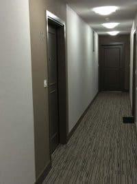 portes palières