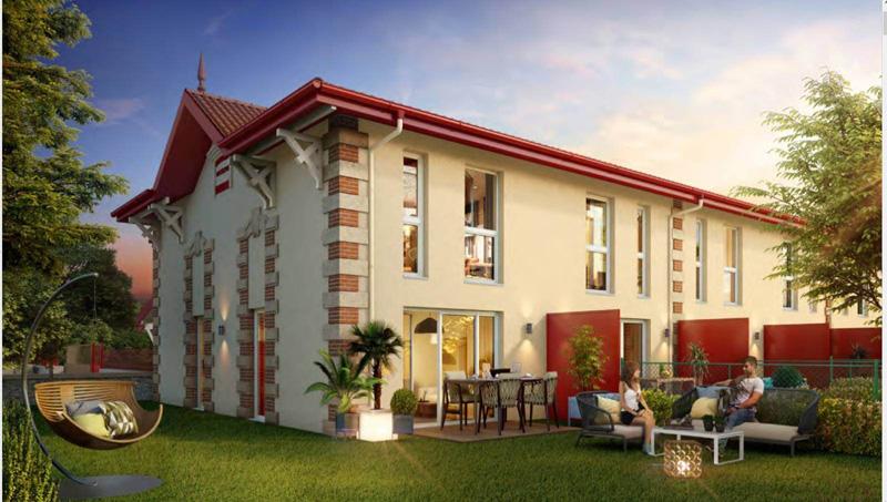 image promotionnelle 3D résidence